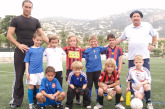 Tournoi de foot croate