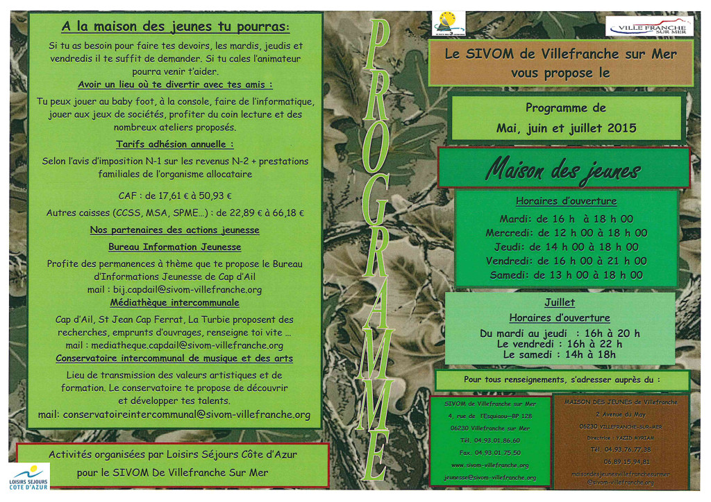 programme PJ VSM mai juin juillet 2015 version du 04 05 15-1