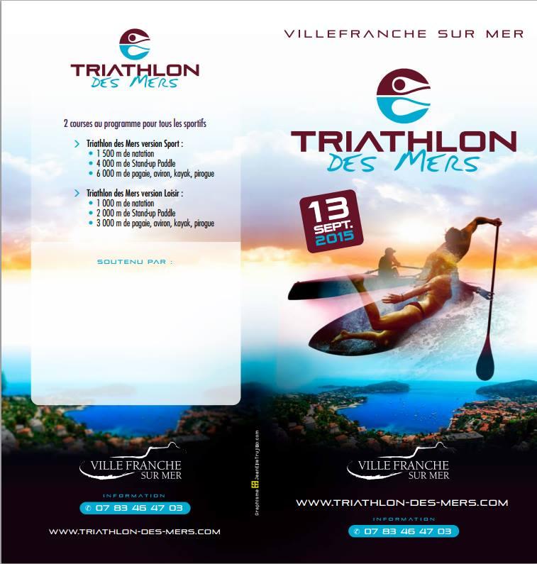 triathlon des mers 2015