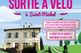 Sortie à vélo à St Michel
