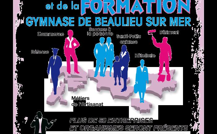14ème forum de l'emploi et de la formation