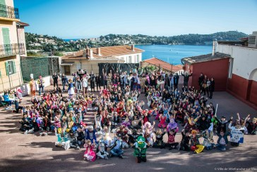 Le carnaval des écoles villefranchoises