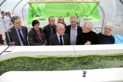 Serre photovoltaïque « Full Spectrum » : une nouvelle prouesse de l'Observatoire Océanologique de Villefranche-sur-Mer