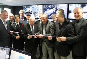 Un nouveau Centre de Supervision Urbain à Villefranche
