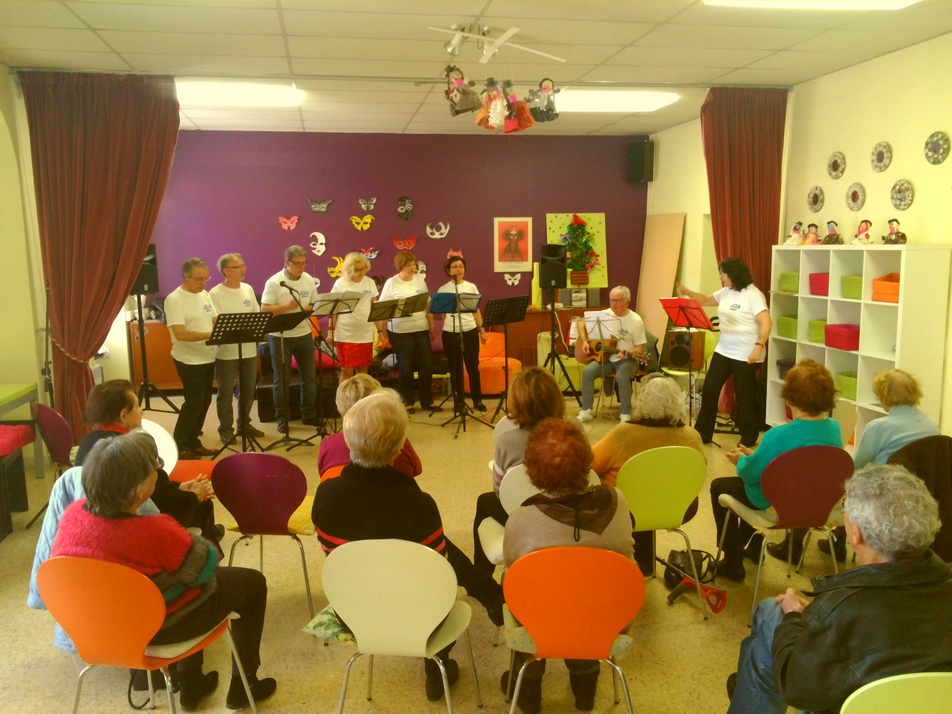 Association Sportive et Culturelle  (A.S.C.) du C.H.U. de Nice - concert de variété -