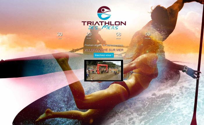 Résultats Triathlon des Mers 2016