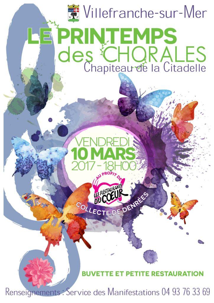 Printemps des chorales - Chapiteau de la Citadelle -