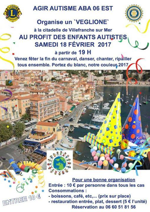 Soirée caritative ABA - Autisme - @ chapiteau de la citadelle | Villefranche-sur-Mer | Provence-Alpes-Côte d'Azur | France