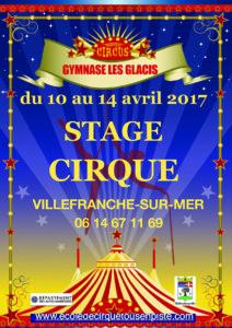Stage Cirque @ Gymnase les Glacis | Villefranche-sur-Mer | Provence-Alpes-Côte d'Azur | France