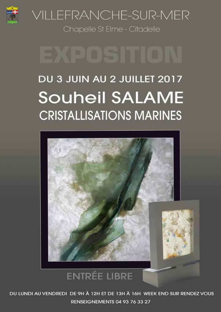 Vernissage Salame St.Elme