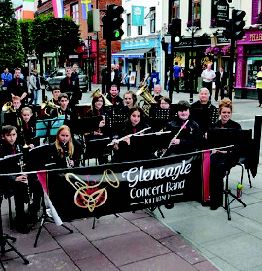 Concert Band & Blarney Brass & Reed Band, Irlande
