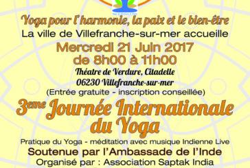 Yoga pour l'harmonie, la paix et le bien-être