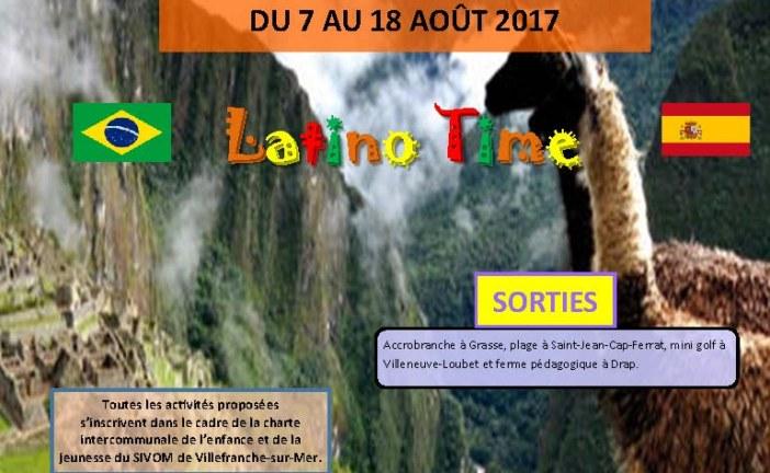 programme AL Eze Gianton aout 2017