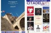 Programme Citadel'Arte !