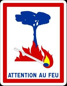 Fermeture de l'accès aux piétons à l'aire Saint Michel