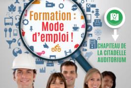 Forum de l'orientation et de la formation 2017
