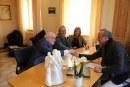 Signature d'une convention tripartite pour la sauvegarde du Lavoir de Villefranche-sur-Mer