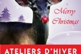 Atelier de Noël et de lectures !!