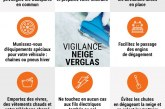 Alerte orange – Neige-Verglas – 28 02 18