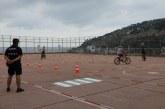 Journée de sensibilisation à la sécurité routière pour les CM2 de Villefranche-sur-Mer