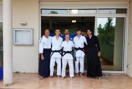 De nouvelles ceintures noires pour l'USV Taï Jitsu