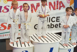Tournoi du racing judo Nice