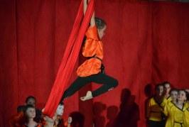 L'école du cirque Cirque en Riviera