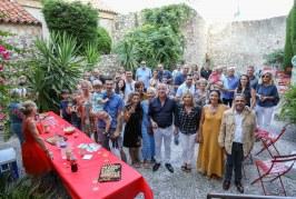 Cérémonie des nouveaux arrivants à Villefranche-sur-Mer