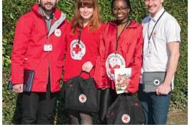 Campagne de sensibilisation – Croix-Rouge française