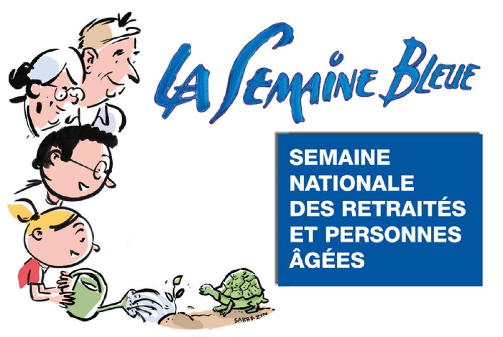 Grand loto dans le cadre de la semaine bleue - Lundi 8 Octobre de 14h à 16h Salle du CAROUBIER @ Salle du Caroubier | Villefranche-sur-Mer | Provence-Alpes-Côte d'Azur | France