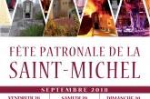 Réservation dîner dansant de la Saint-Michel ! Date limite 22 Septembre