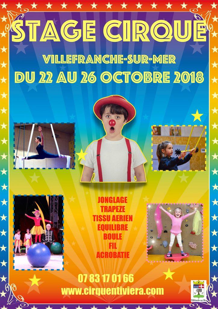 Stage de CIRQUEN RIVIERA @ Gymnase des Glacis | Villefranche-sur-Mer | Provence-Alpes-Côte d'Azur | France