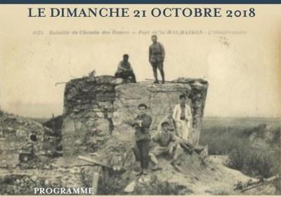 101 eme anniv de la Malmaison Affiche