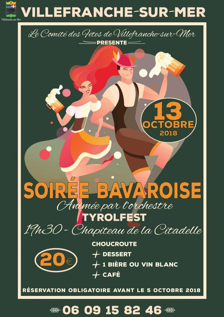 Fête Bavaroise @ Chapiteau de la Citadelle | France