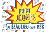 Programme Novembre – Décembre 2018 pour le Point Jeunes de Beaulieu-sur-Mer