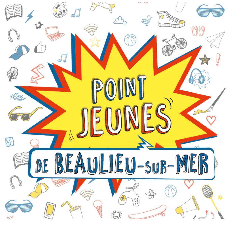 Programme Novembre - Décembre 2018 pour le Point Jeunes de Beaulieu-sur-Mer