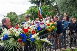 Retour sur la Commémoration du Centenaire de l'Armistice du 11 novembre 1918 à Villefranche-sur-Mer