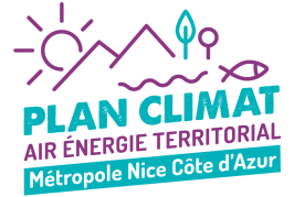 Le nouveau Plan Climat Air Energie Territorial (PCAET) de la Métropole Nice Côte d'Azur.