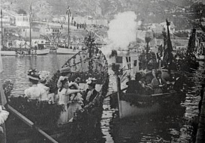 Combat Naval Fleuri Combat Naval – années 30