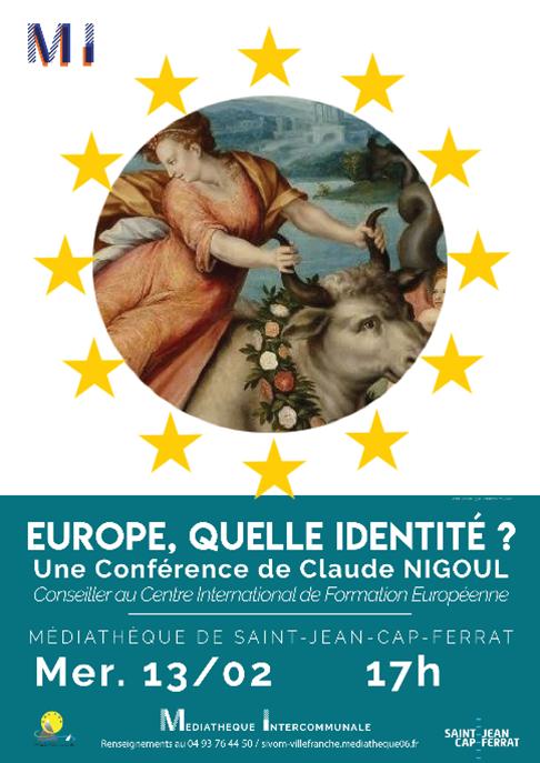 L'IDENTITE EUROPEENNE ENTRE MYTHE ET REALITE