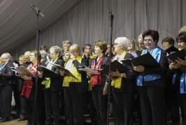 «De tout chœur…» pour les Restos du Cœur