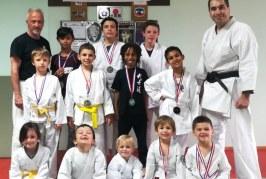Tournoi de Bushi Karate – Villefranche Karaté Shidokan