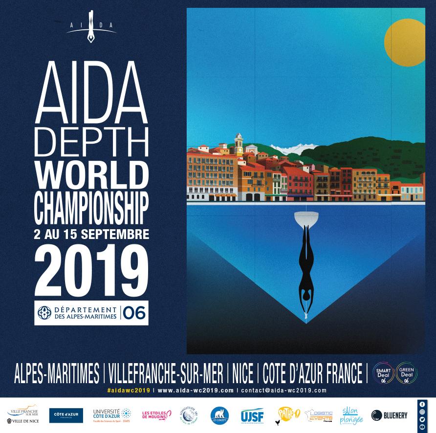 AIDA DEPTH WORLD CHAMPIONSHIP - Du 2 au 15 Septembre