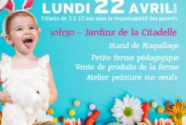 La Chasse aux œufs à Villefranche-sur-Mer