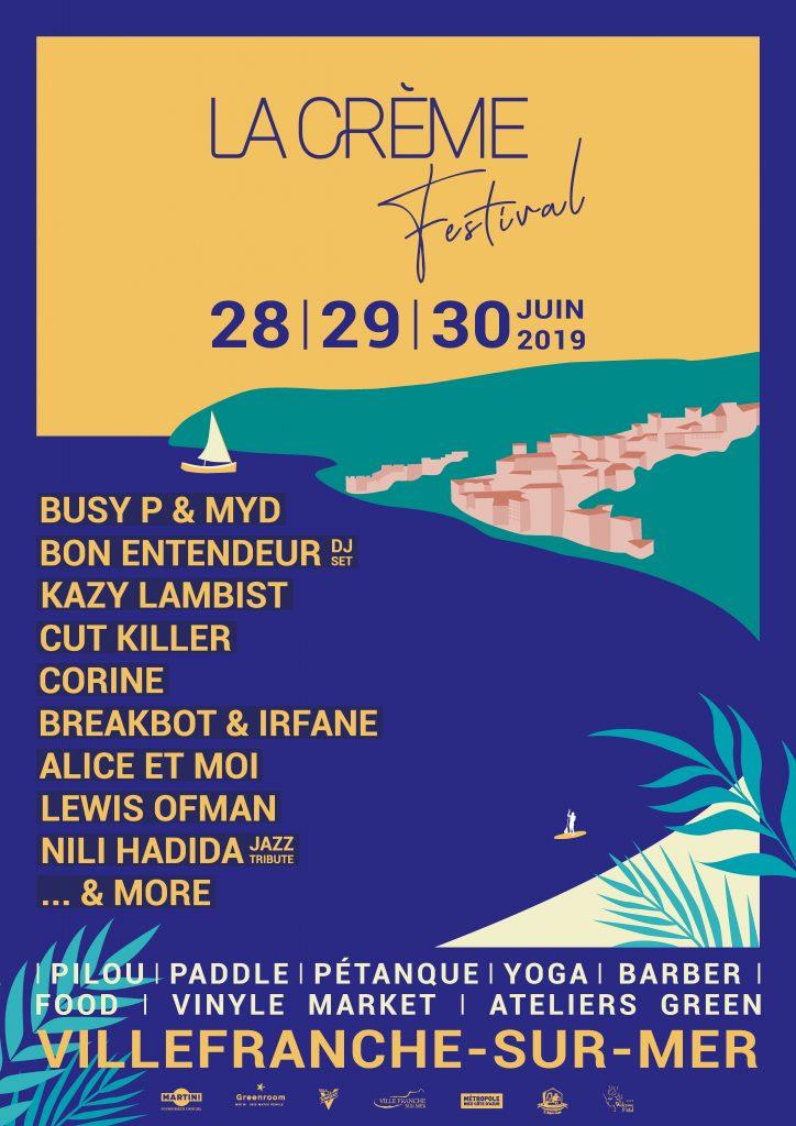 La creme festival