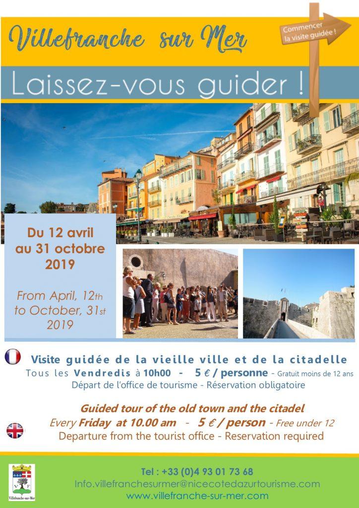 Visite guidée de la vieille ville, de la citadelle et du Musée Volti