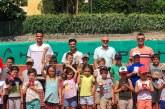 Remise des prix et goûter de l'école de tennis du club des sports et loisirs de la Corne d'Or