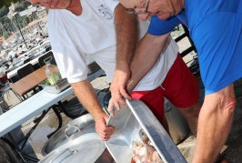 Villefranche-sur-Mer ABPV: une soupe de poisson servie à la Darse pour 260 convives