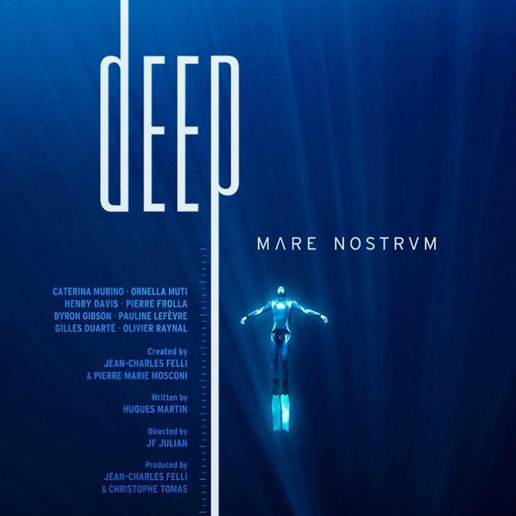 Cinéma de Plein Air - Deep Mare Nostrum