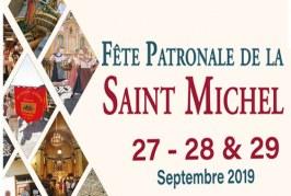La Saint Michel à Villefranche-sur-Mer, les 27, 28 et 29 septembre 2019